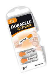 Cheap Duracell Activair batteries